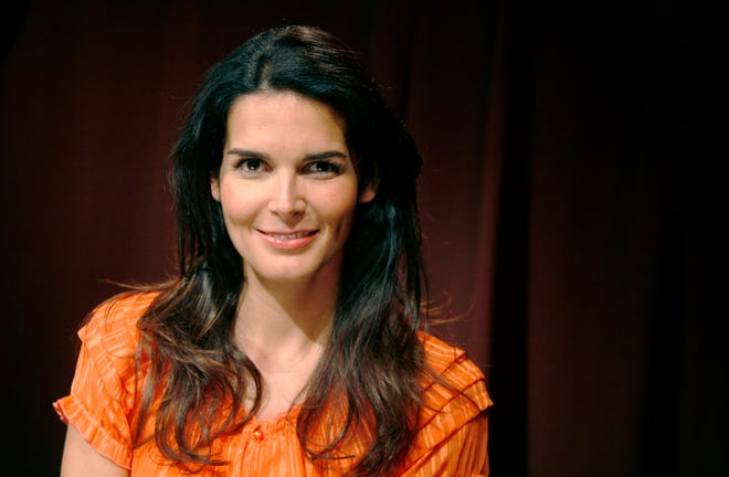 Actress Angie Harmon poses for a portrait Monday, July 12, 2010 in New York.