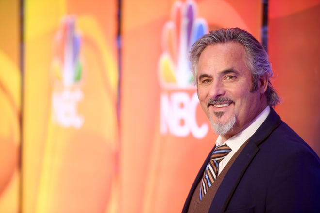 """David Feherty will host a live taping of  """"Feherty"""" on Oct. 1 in Sheboygan."""