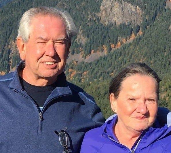 Bob and Diane Kalmbach