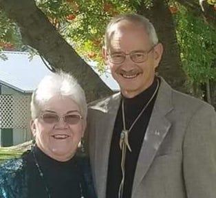 Glenna and Rex Sheller