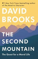 """The Second Mountain"" The Quest for a Moral Life"""