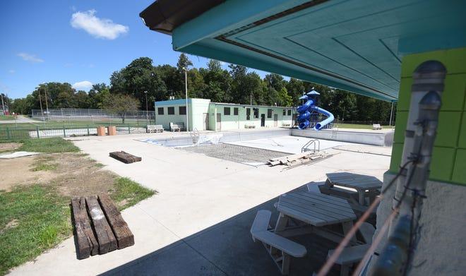 Aumiller Park Pool