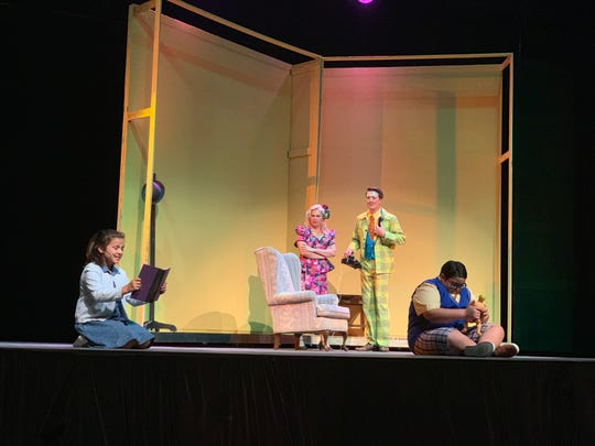 "The Harbor Playhouse will present ""Matilda"" the musical Aug. 30 through Oct. 6 in Corpus Christi."