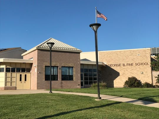 Pennsauken school district delays opening the George B. Fine Elementary School next week due to mold removal