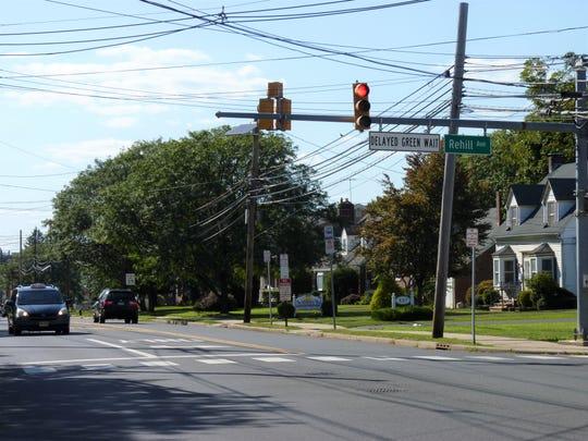 Arlene Dilorenzo, 75, was struck and killed on East Main Street near Rehill Avenue in Somerville.