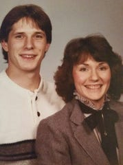 Dwayne and Tammy Kriegel were married for nearly 38 years when Kriegel died during his usual mail delivery route.