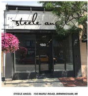 Steele Angel in Birmingham will carry active and athleisure apparel for women and men, along with jewelry and home goods.