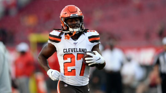 new york 716aa dcfb9 Thursday's NFL: Hernia surgery precedes Kareem Hunt's suspension