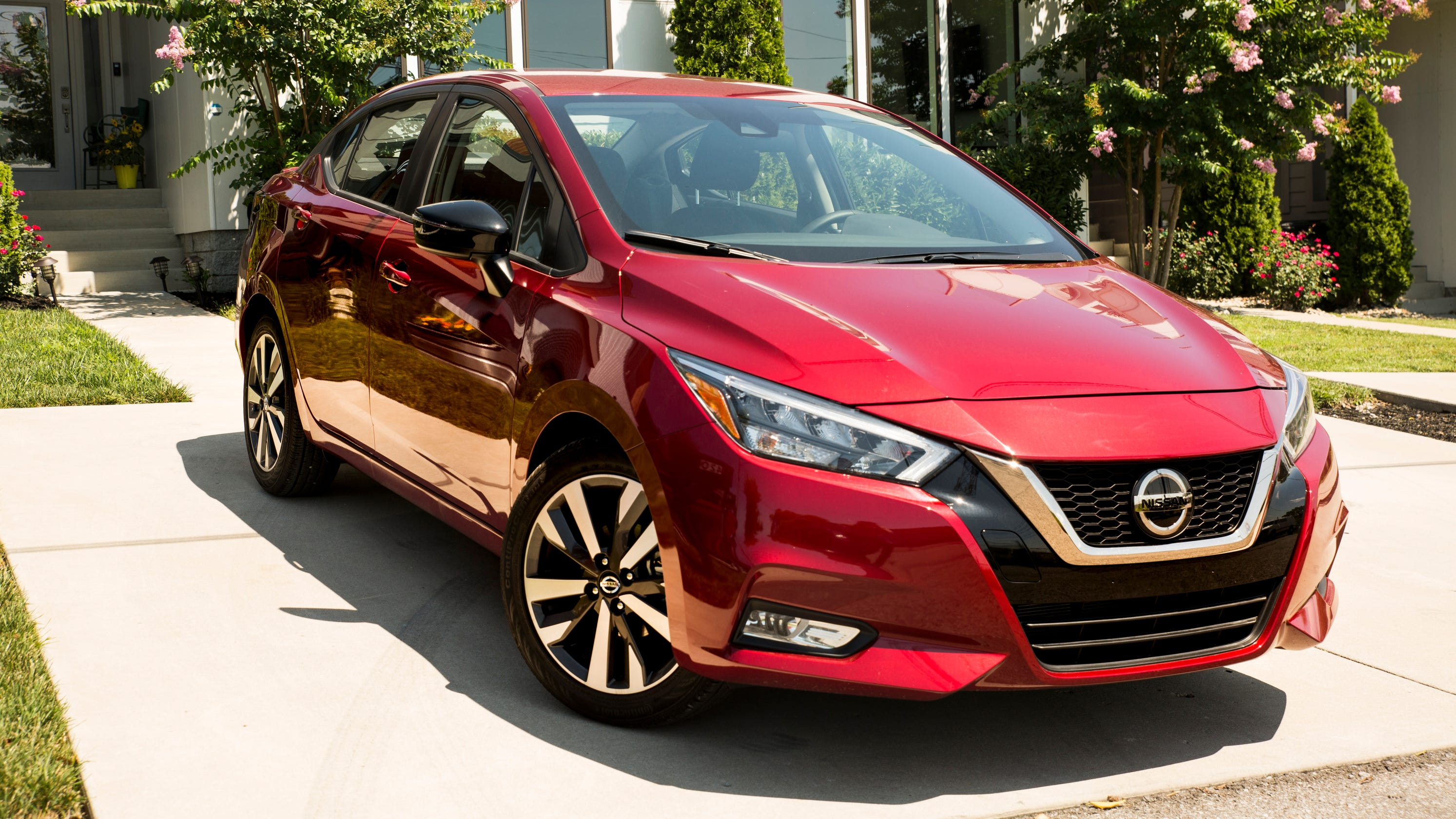 Looking For A Cheap Date The 2020 Nissan Versa May Be Your Ride