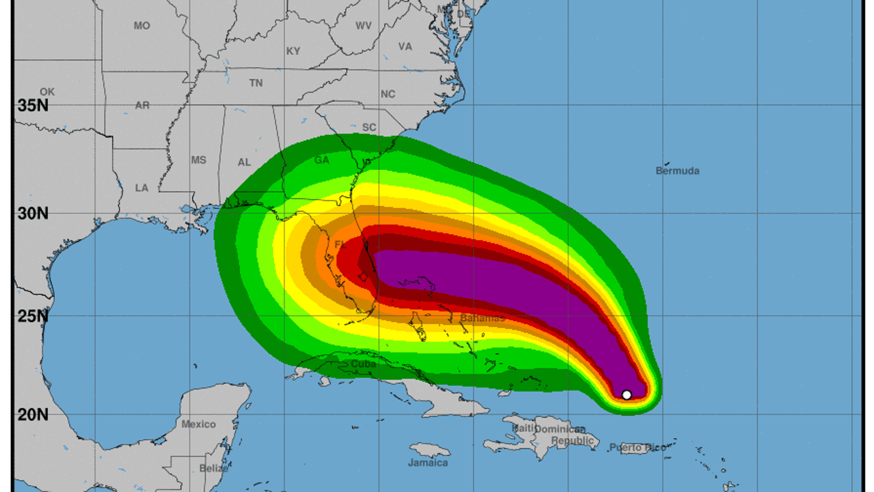 Hurricane Dorian Florida: Storm to bring more rains to Lee