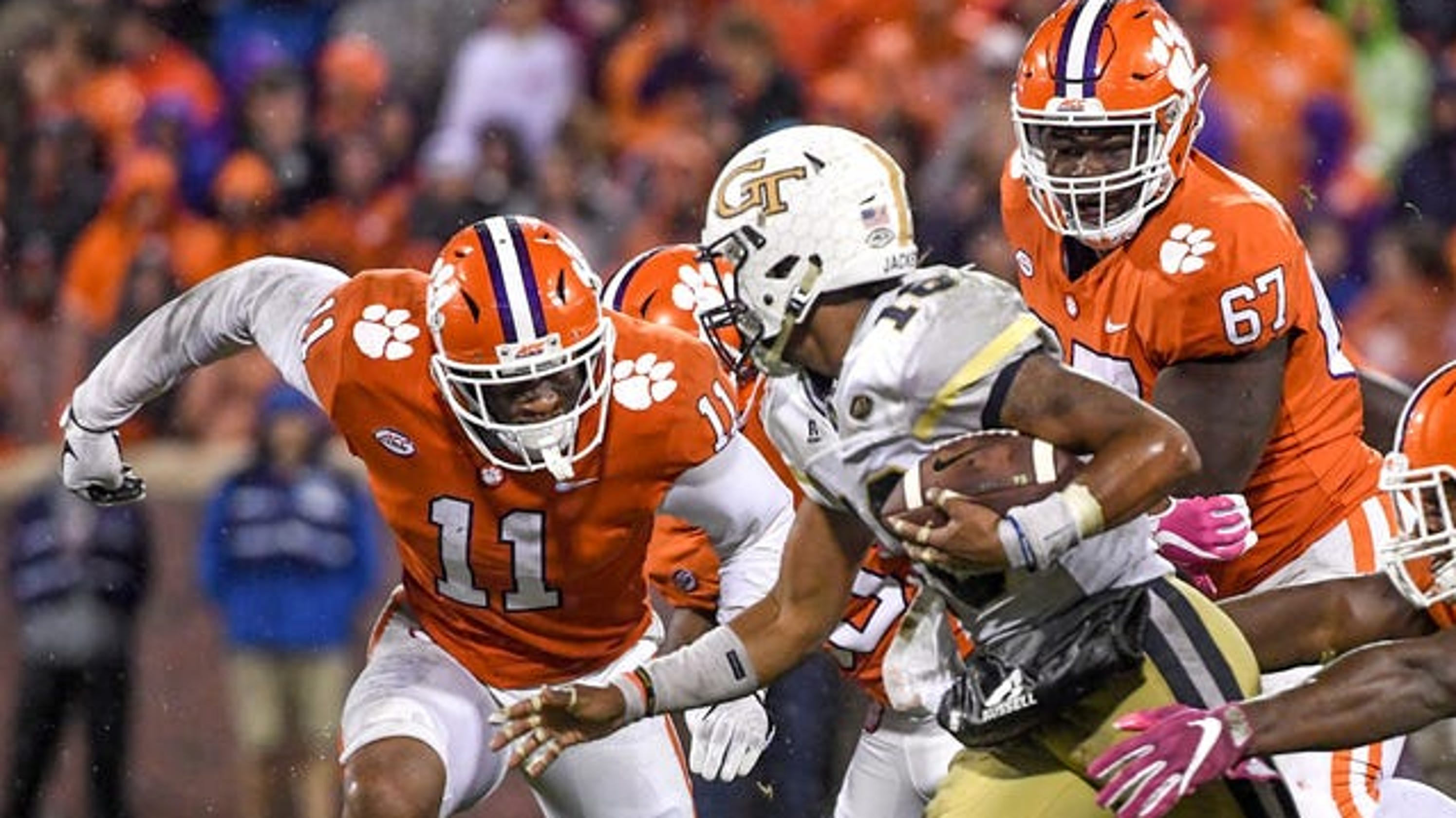 Clemson football: 5 things to know about Clemson vs  Georgia