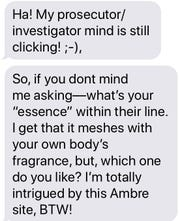 During the summer of 2019, a former state intern says she received inappropriate text messages, including these, from Todd Meyer, who at the time was the No. 2 official at the Indiana Department of Child Services.