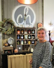 Earnie Cotter is a familiar face at CH Interiors; she stayed on after the mother-daughter team of Darlene and Kristen Reinke purchased the shop in 2018.
