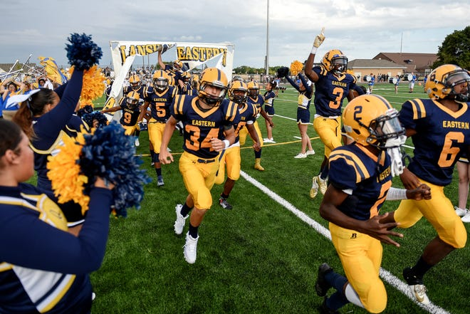 Eastern High School's football team won't take the field this season. Eastern, Everett and Sexton are three of 16 schools in the state sitting out the season out of 608 with varsity teams.