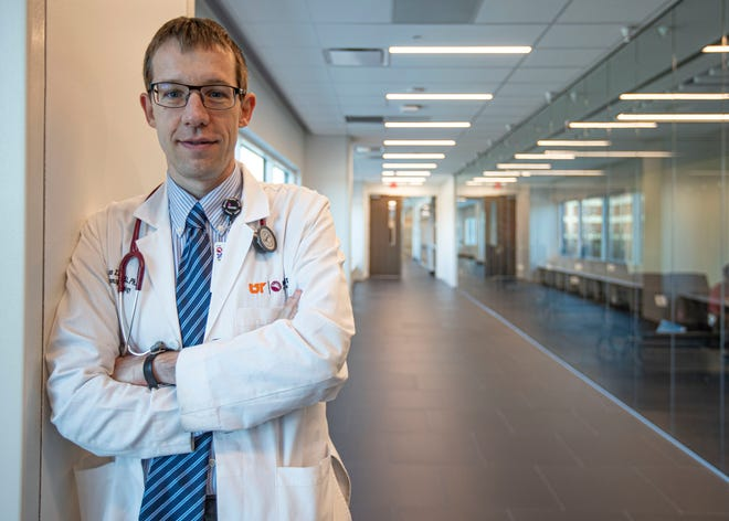 Dr. Miklos Molnar is an associate professor of Medicine at UTHSC and a transplant nephrologist at the James D. Eason Transplant Institute.