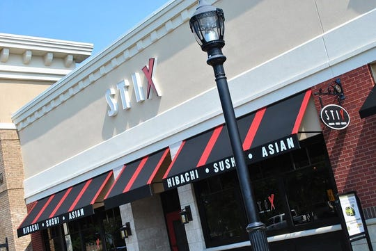 STIX Restaurant in The Shops of Carriage Crossing in Collierville. The restaurant will be opening a second Memphis location downtown in late 2019.