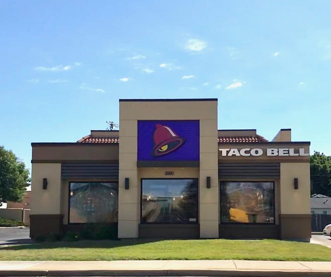 Four people had their credit cards stolen by a 23-year-old employee at this Taco Bell at 5560 N. Port Washington Road in Glendale.