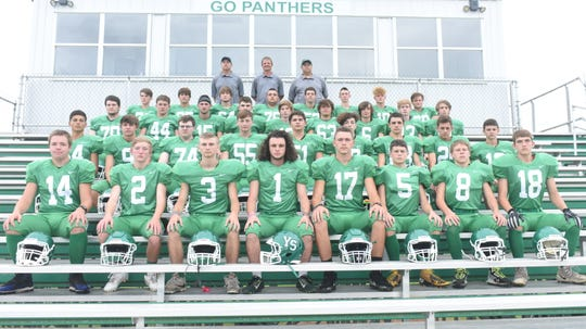 2019 Yellville-Summit Panthers