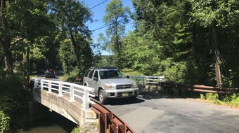 One Harding councilman vows to stop a project that would replace the Dickson's Mill Road bridge with a larger structure that would encourage speeding.