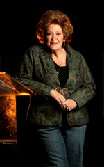 "Former ""Hee Haw"" star Lulu Roman will serve as celebrity chef for Charity Chopped in the 'Boro on Sept. 12."