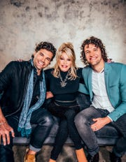 "Dolly Parton joins For King & Country for a remixed version of their 10-week No. 1 hit ""God Only Knows."""