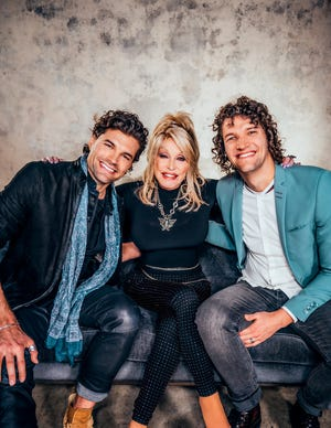 """Dolly Parton joins for KING & COUNTRY for a remixed version of their 11-week No. 1 hit """"God Only Knows."""