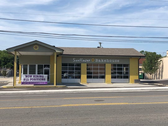 Sunflower Bakehouse will open in early September in Donelson.