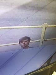 Anyone recognizing this man is asked to call Springfield Police.