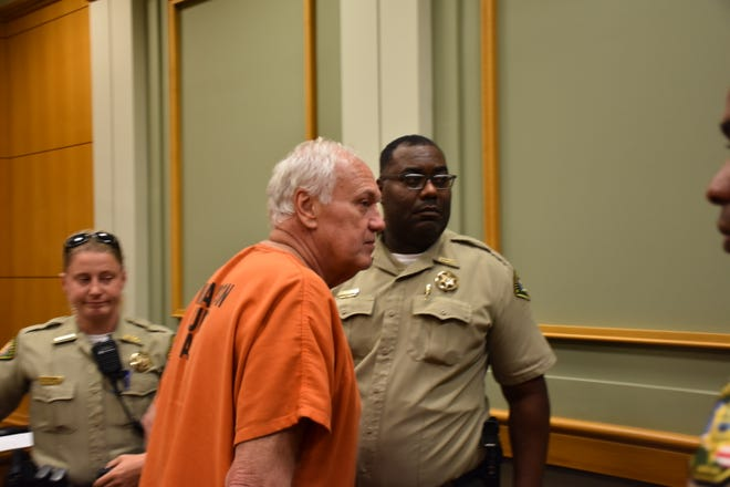 After nine days in jail, political commentator Steve Gill was ordered to be released after reaching an agreement signed off by Williamson County Judge James Martin on Aug. 29, 2019