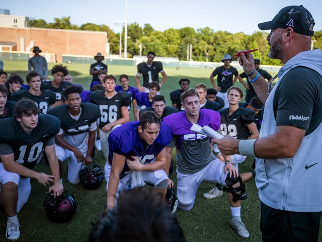 Trent Dilfer: New football coach changing Lipscomb Academy