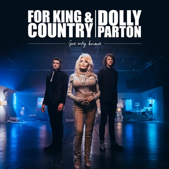 "Dolly Parton joined For King & Country on a remix of ""God Only Knows"" that will be available 11 p.m. (central) on Aug. 29."