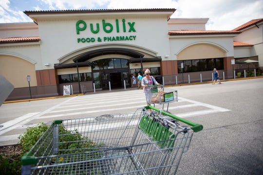 A new Publix grocery store is planned for construction in Simpsonville off West Georgia Road. Pictured here is a Publix store in North Naples, Florida.