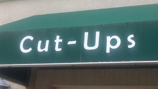 Cut-Ups, Nutley