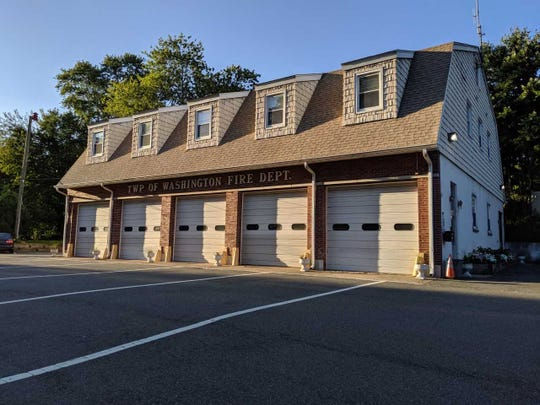 Washington Township firehouse will be demolished and replaced under $6 million plan