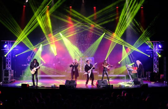 Wizards of Winter will perform at The Spencer Theater for the Performing Arts on Nov. 22.