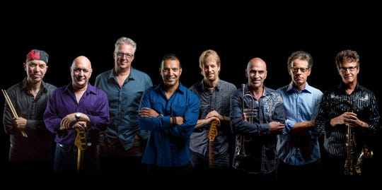 Brass Transit will perform its hard hitting music driven by big brass and guitar licks during a tribute to the legendary group Chicago.