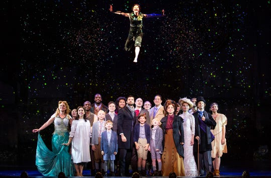 Finding Neverland brings the thrill and excitement of a child's dreams to life Jan. 8.