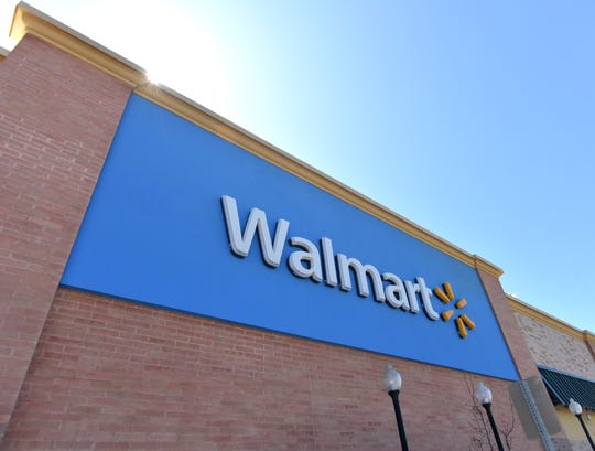 """""""We feel like we are striking a responsible balance between the interests of law-abiding citizens who are exercising their legal rights and the safety concerns of our associates and customers,"""" Dan Bartlett, Walmart executive vice president of corporate affairs said during a call with reporters after the company's announcement."""
