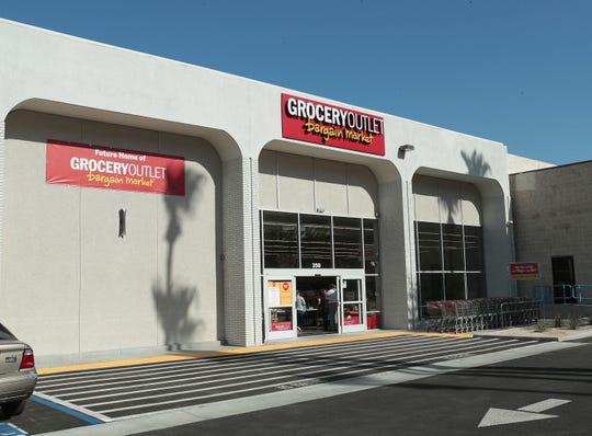 A Grocery Outlet Bargain Market store has opened in downtown Palm Springs on Aug. 28, 2019.