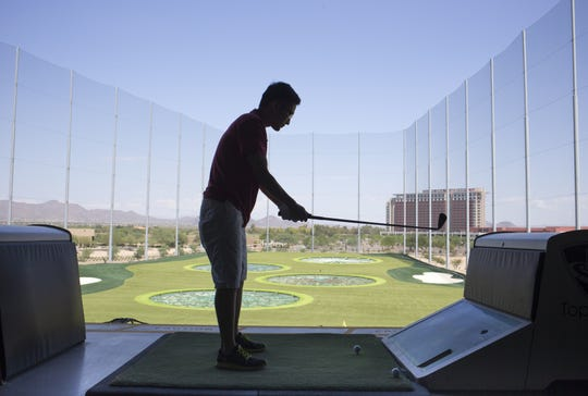 The Arizona Diamondbacks are going to allow you to golf at Chase Field in December.