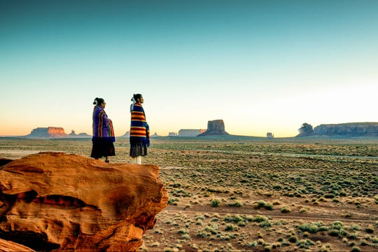 Each clan comes from different parts of the Navajo Nation, with their own meaning and a story behind them.