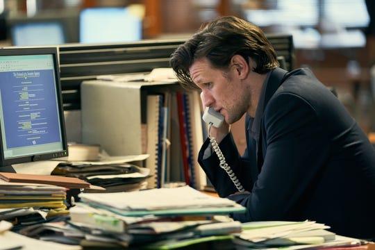 """Matt Smith  stars in """"Official Secrets."""""""