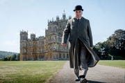"Carson (Jim Carter) moves to the big screen, as does ""Downton Abbey."""
