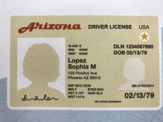 To find out if your ID will allow you to travel, look in the upper right hand corner. Most states have a gold star in the upper right corner for Real ID-compliant licenses.
