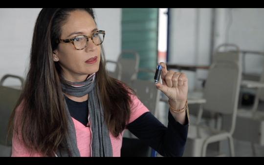 Yolanda Andrade aborda con profesionalismo la otra cara de los delincuentes que purgan una condena por diversos delitos.