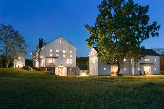 Four Barns Farm in Millbrook, the former estate of the late composer and conductor Marvin Hamlisch, is on the market for $7.9 million.