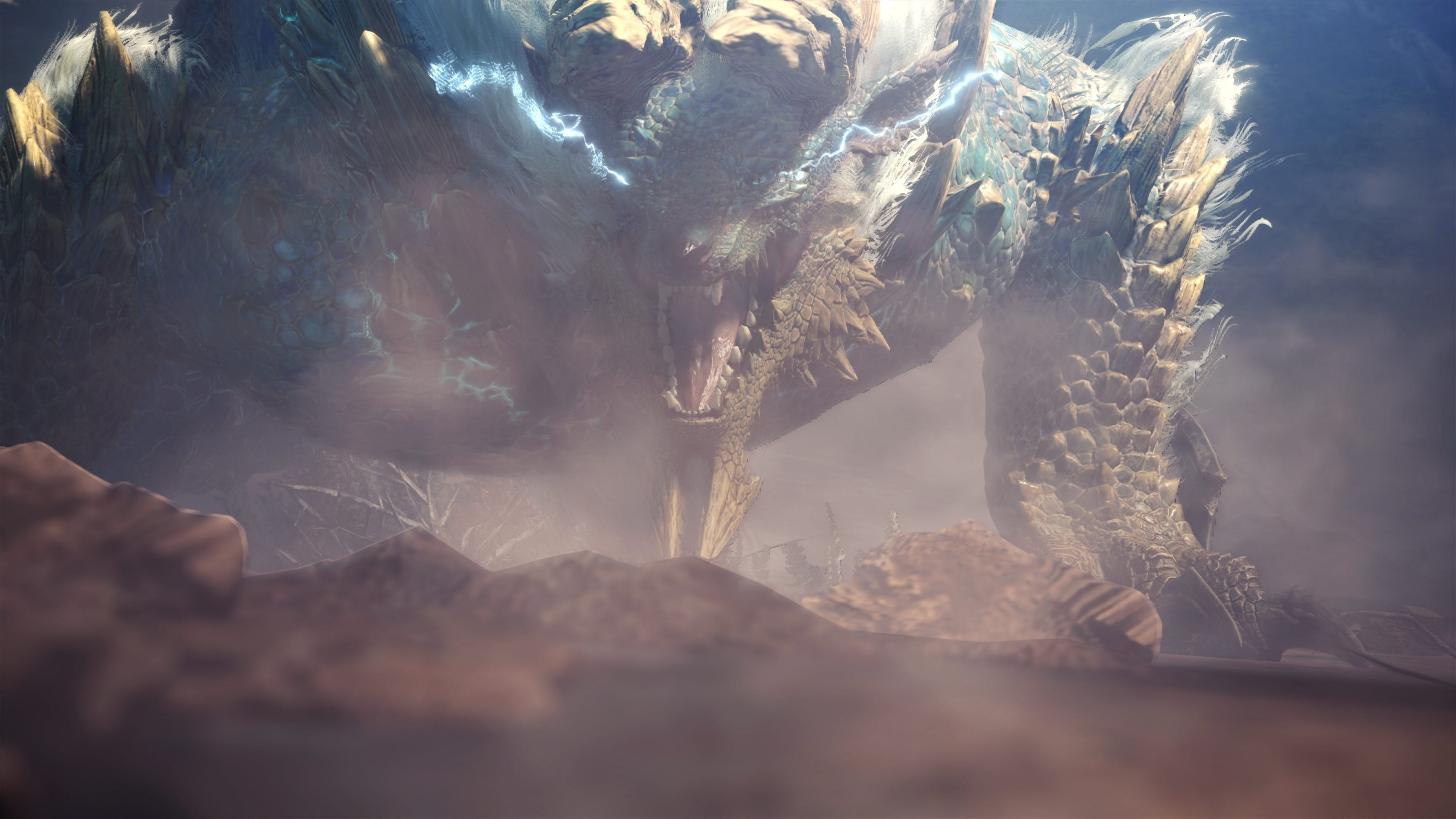 Video trailer: Zinogre back in Monster Hunter World Iceborne | Technobubble