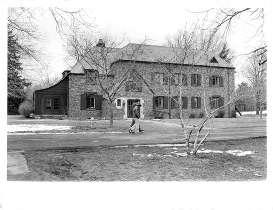 St. Joseph's Villa cottage (1974 photo)