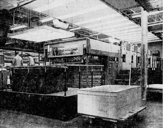 Case-Hoyt in 1979.