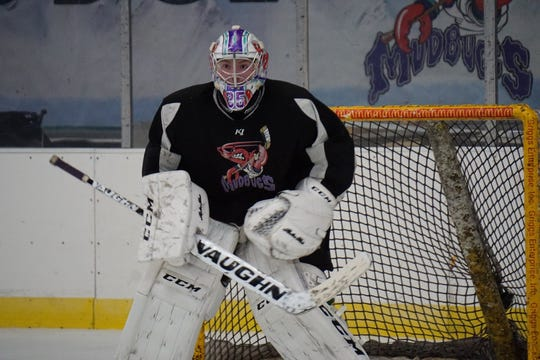Goaltender Maiszon Balboa has played well early in the season.